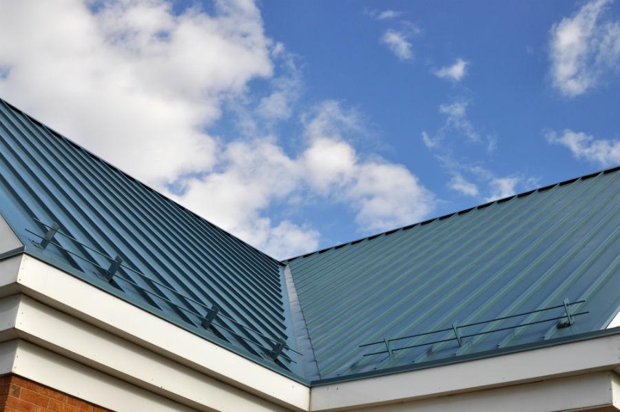 rental property with metal roof phoenix