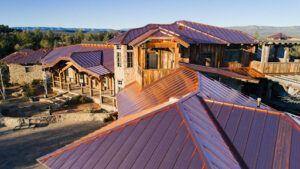 Arizona metal roofs.